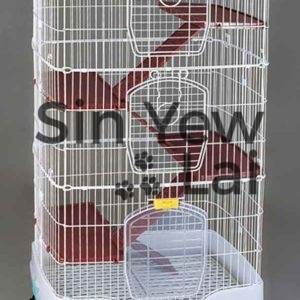 Code: 6344 Cat Cage 24″ x 16 5″ x 37″H | Sin Yew Lai Trading